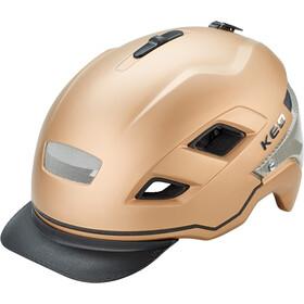 KED Berlin Helmet gold matt